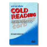 Quick and Effective Cold Reading - Richard Webster