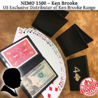 NEMO 1500 Wallet - Johnny Thompson
