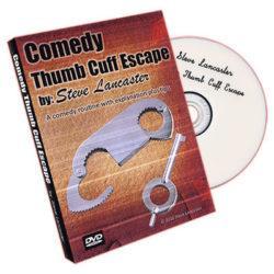 Thumb Cuff Escape with Cuffs