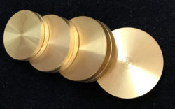Brass Nest of Boxes Viiking