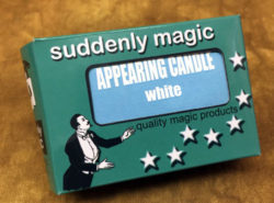 Appearing Candle