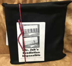 Dr. Jak's Mentalism