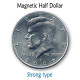 Magnetic US Half Dollars - Kreis Magic DVD