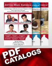 PDF Stevens Magic Catalogs