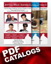 PDF Stevens Magic Catalogs