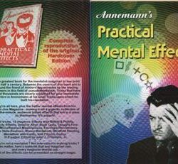 Practical Mental Effects (Book)