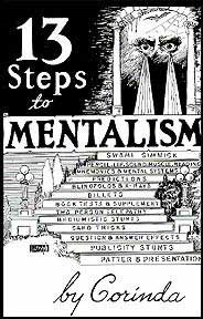 13 Steps To Mentalism (Book)