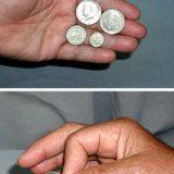 $1.35 Coin Miracle - Locking (Johnson)