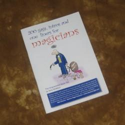 200 Gags, Intros & One-Liners For Magicians II - (Book)