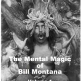 The Mental Magic Of Bill Montanta - Vol. 1 - Book