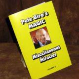 Miscellaneous Miracle - Pete Biro #8 (Book)