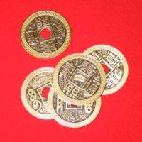 Precision Chinese Coins - Auke Van Dokkum