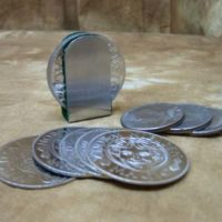 Coin Clip - Viking