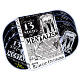 DVD of 13 Steps to Mentalism (Osterlind)