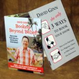 Booked Beyond Belief - Dave Ginn (BK/DVD)