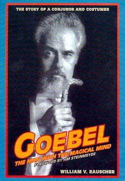 Goebel - The Man With The Magical Mind - Book