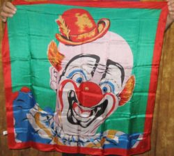 Clown Silk - 36 Inch