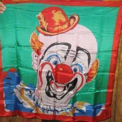 Clown Silk - 36 Inch