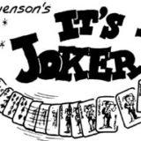 It's A Joker By Jove - Stevenson (Ken Brooke)