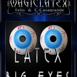 Latex Big Eyes (Pair) - Magic Latex