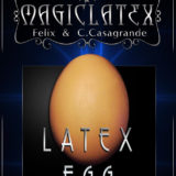 Latex Brown Egg - Magic Latex