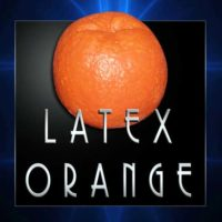 Latex Orange - Magic Latex