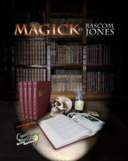 MAGICK - Bascom Jones (5 Vol. Set) - Book