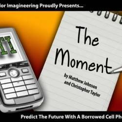 The Moment by Matthew Johnson & Christopher Taylor