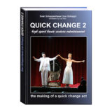 Quick Change Book Vol. 2 by Lex Schoppi (Book)
