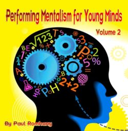 Performing Mentalism For Young Minds - Vol. 2 - BK