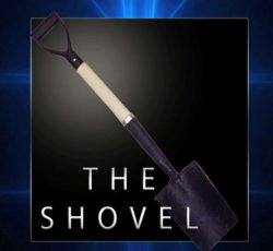 Appearing Shovel - Magic Latex
