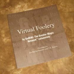 Virtual Foolery - Booklet