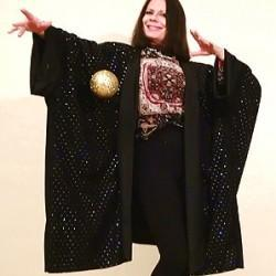 Wonder Jacket for WonderBall - Charlotte Pendragon