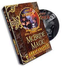 Abracadazzle (McBride) (DVD)