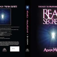 Real Secrets - Adam Milgate - BK (PRE-SALE)