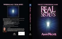 Real Secrets - Adam Milgate - BK (PRE-SALE)