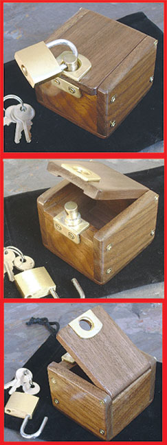 Antique Pill Box (Powell)