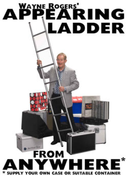 Appearing Ladder From Anywhere - Wayne Rogers