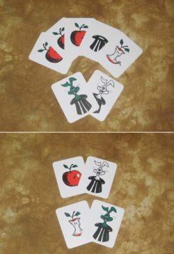 Tamariz Rabbits (Poker Size) Ken Brooke
