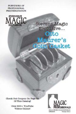Stevens Magic Emporium - Winter 2012 Catalog