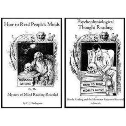 Psychophysiological Thought Reading-Banachek (Book)