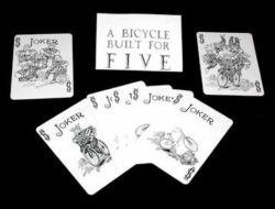 Bicycle Built For Five