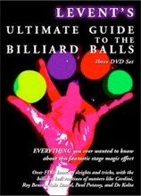 Ultimate Guide To Billiard Balls - 3 DVD Set (Levent)