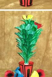 Blooming Blossom Vase - CL