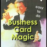 Business Card Magic (Wilson) (DVD)