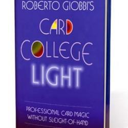 Card College Light (Book)