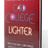 Card College Lighter (Giobbi) Book