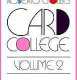 Card College, Volume 2 (Book)