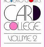 Card College, Volume 2 (Book)