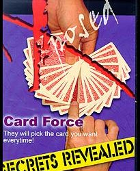 Card Force (Baker) (DVD)